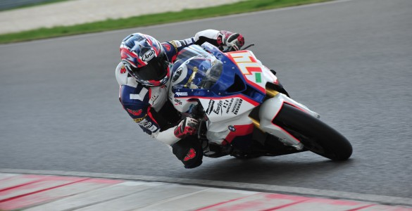 Korobacz eighth in Superstock 1000 debut